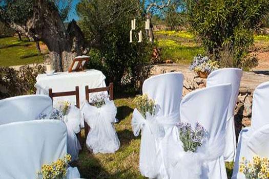 Planificación bodas en el campo, Ibiza, organización de eventos privados y corporativos