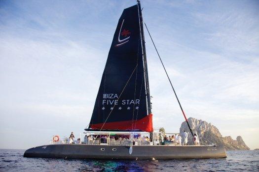 Organización eventos Ibiza, barco