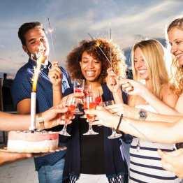 Organizador fiestas privadas de cumpleaños en Ibiza