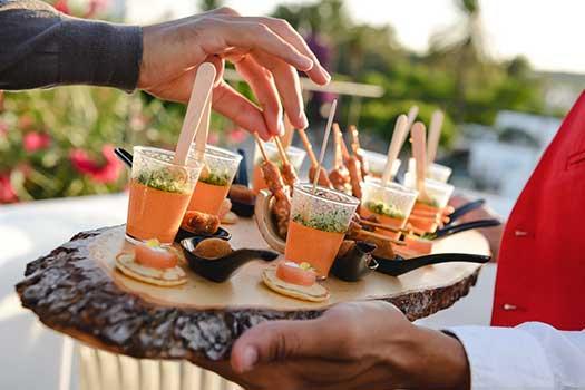 Eventos Catering Ibiza. Eventa, el mejor organizador de eventos en Ibiza