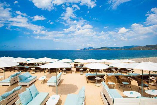 Organización eventos, mejores lugares de Ibiza