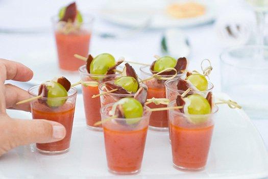 Servicio de catering Ibiza