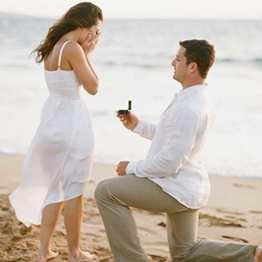 Pedida de mano Ibiza, propuesta de matrimonio en la playa