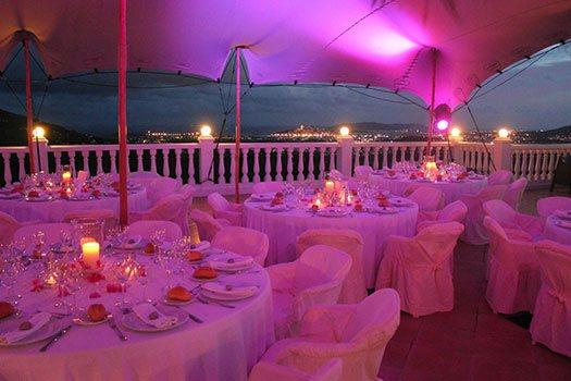 Organización eventos, mejores restaurantes en Ibiza