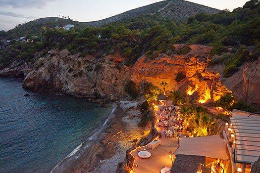 Organización eventos playa Ibiza