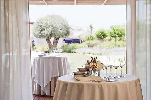 Restaurante rural Ibiza, organizador de eventos