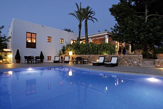 Organización eventos, selección de sitios Ibiza