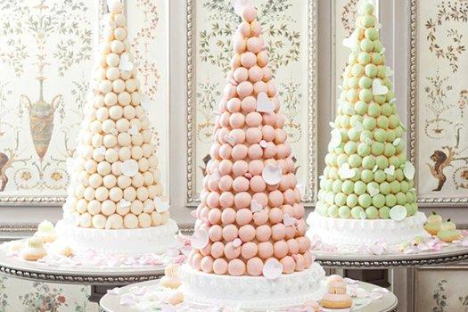Tartas y pasteles, organización de eventosac